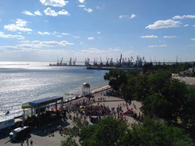 Законність сезонних ярмарків у Бердянську підтверджена судами